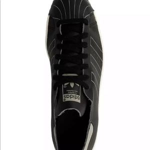 adidas Shoes - Adidas Superstar 80s Decon Black Leather Sneakers